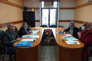 لجنة أعادة هيكلة المناهج المالية 1 (2)